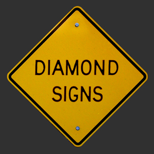 Knuth: Diamond Signs