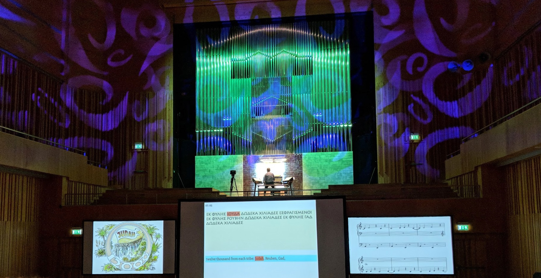 Knuth: Fantasia Apocalyptica