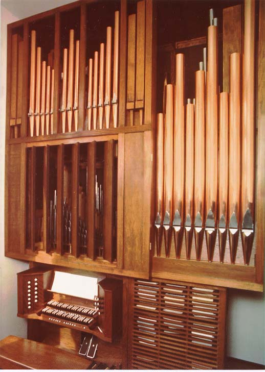 His Organ